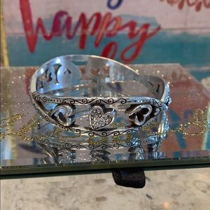 EUC BRIGHTON Heart Bangle!!!